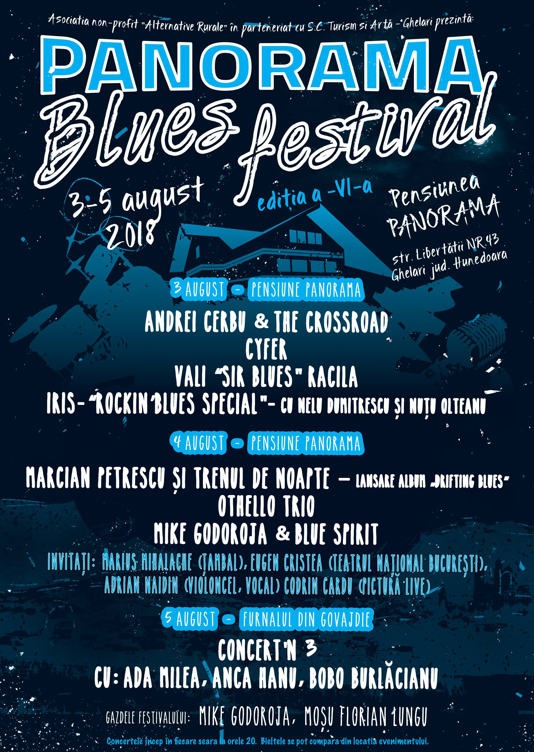 Panorama Blues Festival 2018
